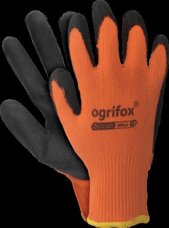 Máčené zimní rukavice WINUA
