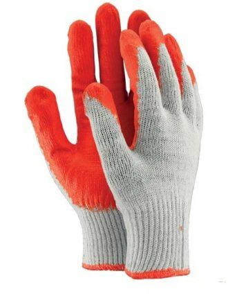 Latexové rukavice DUCK OX 9