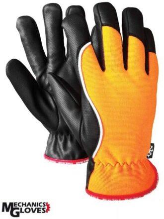Pracovní rukavice MIC WIN ORANGE