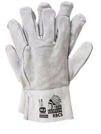 Kožené pracovní rukavice SIMY