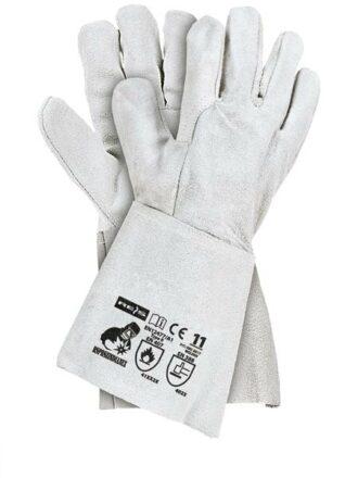 Pracovní rukavice na svařování MELY
