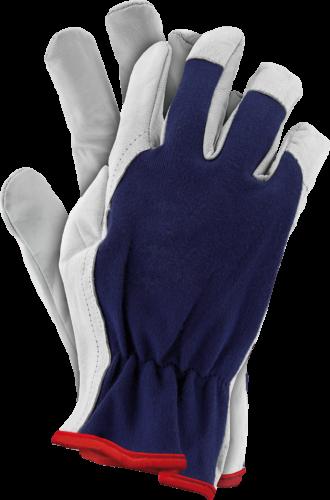 Pracovní rukavice z kozinky INPAK