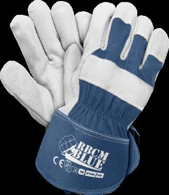 Pracovní rukavice TOP BLUE