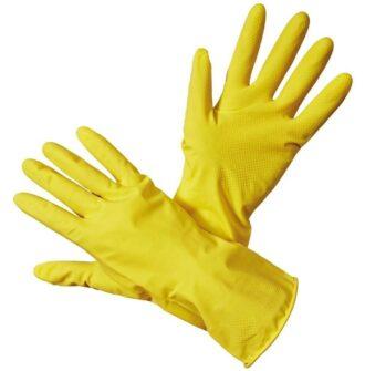 Pracovní rukavice latexové STARLING