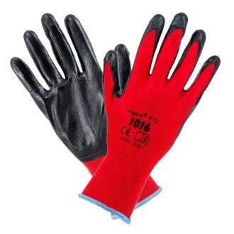 Kvalitní pracovní rukavice NITRENI GNT RED