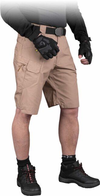 Taktické kalhoty kraťasy Tactical Guard Mago DESERT