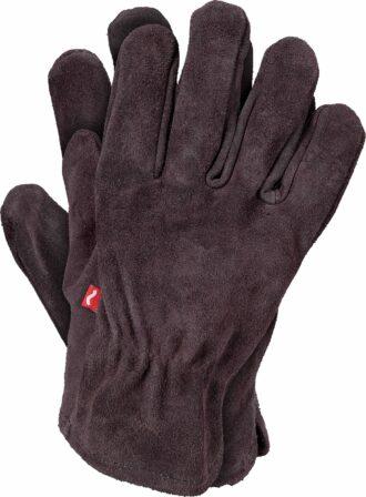 Kožené pracovní rukavice CAMEL